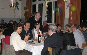 Silvesterparty in Rauischholzhausen